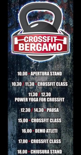 Programma Crossfit Bergamo